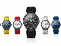 Tag Heuer เปิดตัว Tag Heuer Connected Smart Watch สุดหรูรองรับ Android Wear